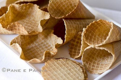 Coni per gelato 4