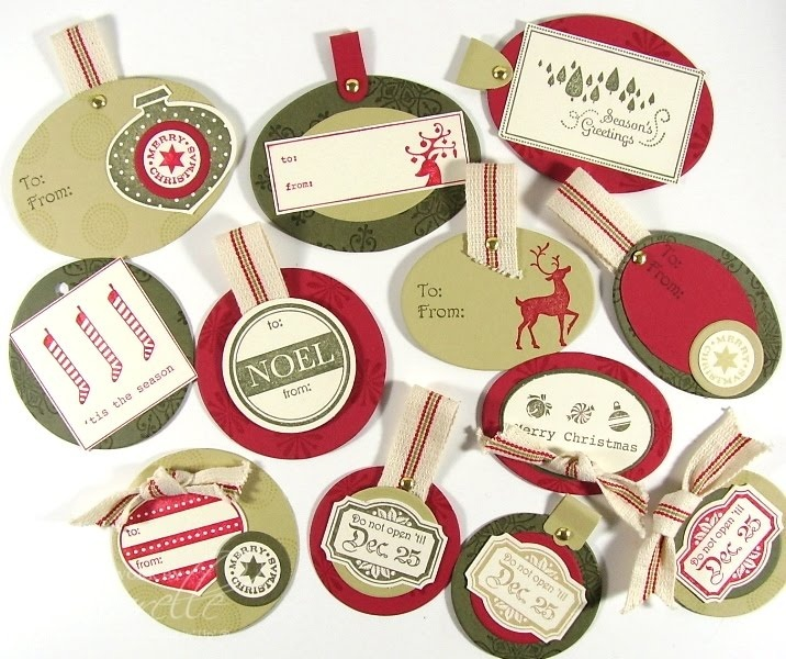 Beautiful Stampin Up Christmas Craft Fair Ideas Part - 7: Marelle Taylor Stampinu0027 Up!and A Few More Christmas Projects