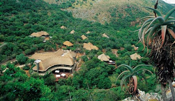 Shamwari Game Reserve - Port Elizabeth, Eastern Cape, South Africa #Jetsetter