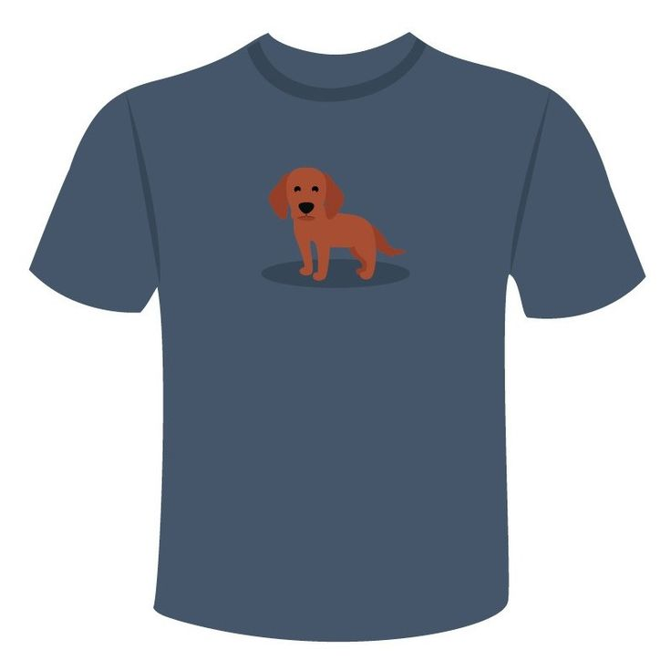 Si estás buscando una camiseta que demuestre tu amor por tu perro Setter Irlandés estás de suerte. Aquí la encontrarás en varios colores y tallas