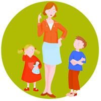 Tired of nagging and yelling at your children? Read on for parenting tips and better ways to discipline ADHD children.