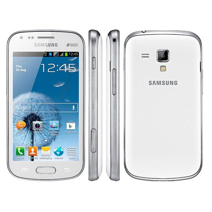 """Look for best price """"Samsung Galaxy S Duos II GT-S7582 Factory Unlocked Cellphone, International Version, White"""" - Today New Technology 