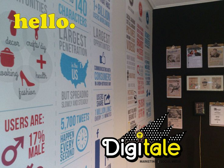 social media & digital agency | office design| office deco
