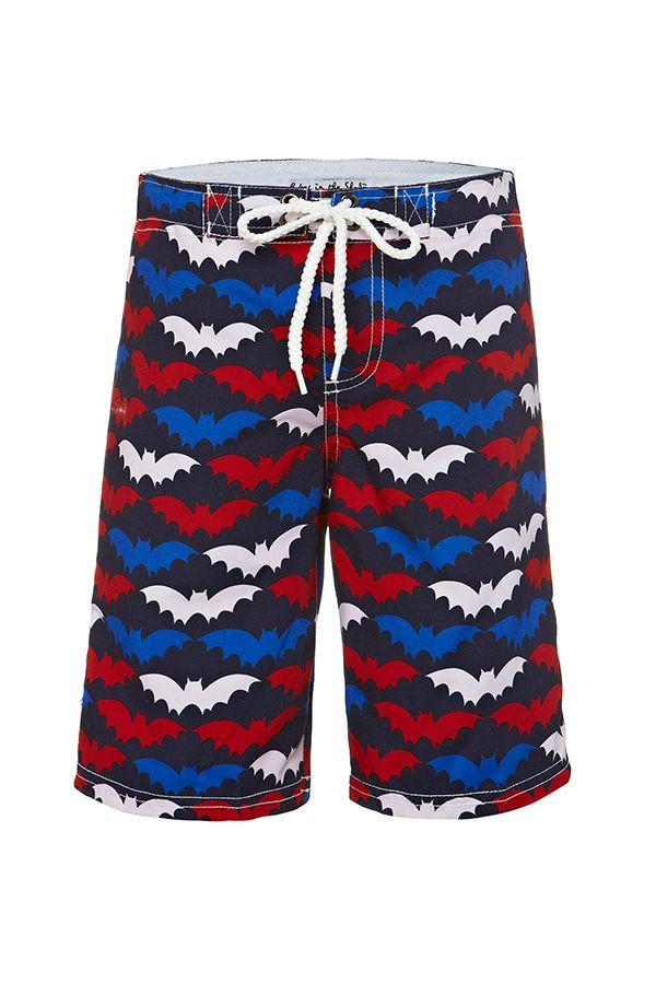 Kasana Sea - Boys Bat Board Shorts - Babes in the Shade, $25.00 (http://www.kasanasea.com.au/boys-bat-board-shorts-babes-in-the-shade/)