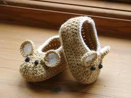 Resultado de imagen para zapatitos crochet varon