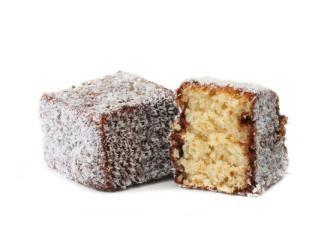 Lamingtons   Stay at Home Mum #SAHM #food #cakes #Australia