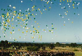 Penrhos College 40th anniversary celebrations.