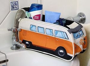 VW (Volkswagon) Camper Travel Toiletry Bag!  HOT NEW ITEM! VW (Volkswagen) Camper Toiletry Bag!  Only $39.99 Includes Free Shipping!  Order Today before it Sells Out!