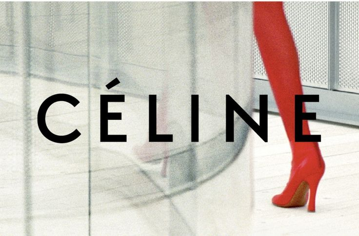 Streeters - News - Celine Summer 2017 Campaign