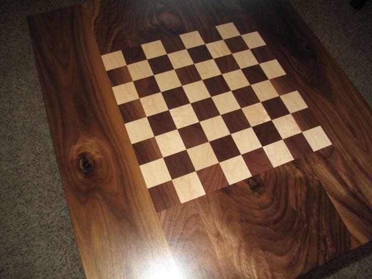 Chess Board https://www.etsy.com/shop/RCrandellWoodworking  https://www.facebook.com/rcrandellwoodworking