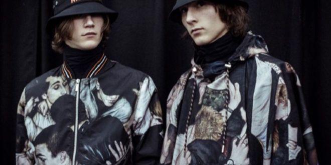 """L'iperrealismo dei mosh pits nella nuova collezione Dior Homme """"HarDior"""""""