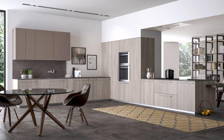 Progetto SMART nr.5 - Cucina #kitchen #home #design #arredamento