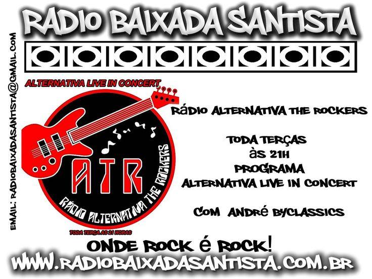 Fala Galera!! A #radiobaixadasantista quer tocar a Música de Vocês entrem em Contato. Links para ouvir a Radio http://www.radios.com.br/aovivo/radio-baixada-santista/24191?utm_campaign=crowdfire&utm_content=crowdfire&utm_medium=social&utm_source=pinterest http://tunein.com/radio/Rádio-Baixada-Santista-s194324?utm_campaign=crowdfire&utm_content=crowdfire&utm_medium=social&utm_source=pinterest…