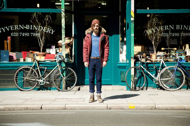 Heritage AW 2012/13 - Campaign