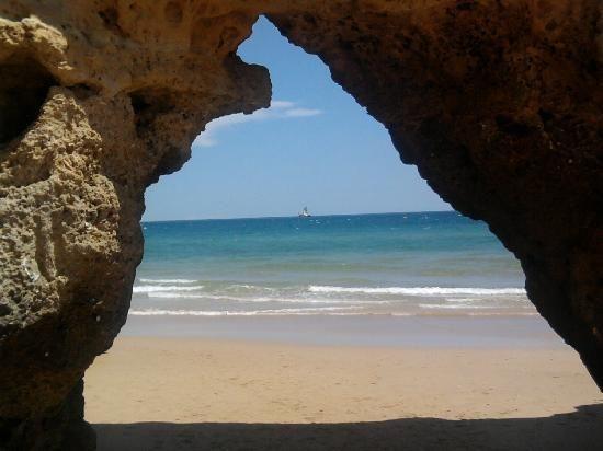 Praia Da Rocha - Praia da Rocha, Portimao, Portugal