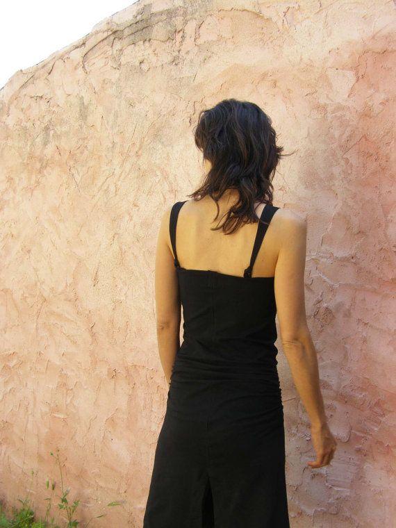 Neue Sommer-hit super Kleid/Tunika.  Diese Tunika wird dein bester Freund in diesem Sommer sein. Die gesammelten Stoff auf Ihre Hüfthöhe wird sicherlich präsentiert Ihre weibliche Figur in eine elegante silhouette  Große über: Strumpfhosen/My müssen Hose http://www.etsy.com/listing/61768059 ODER meine dreieckigen Hose Hose http://www.etsy.com/listing/61768056  Farben & Stoffe: Schwarz-Polyester-lycra Grau-Viscose lycra  GRÖßEN: Das Model t...