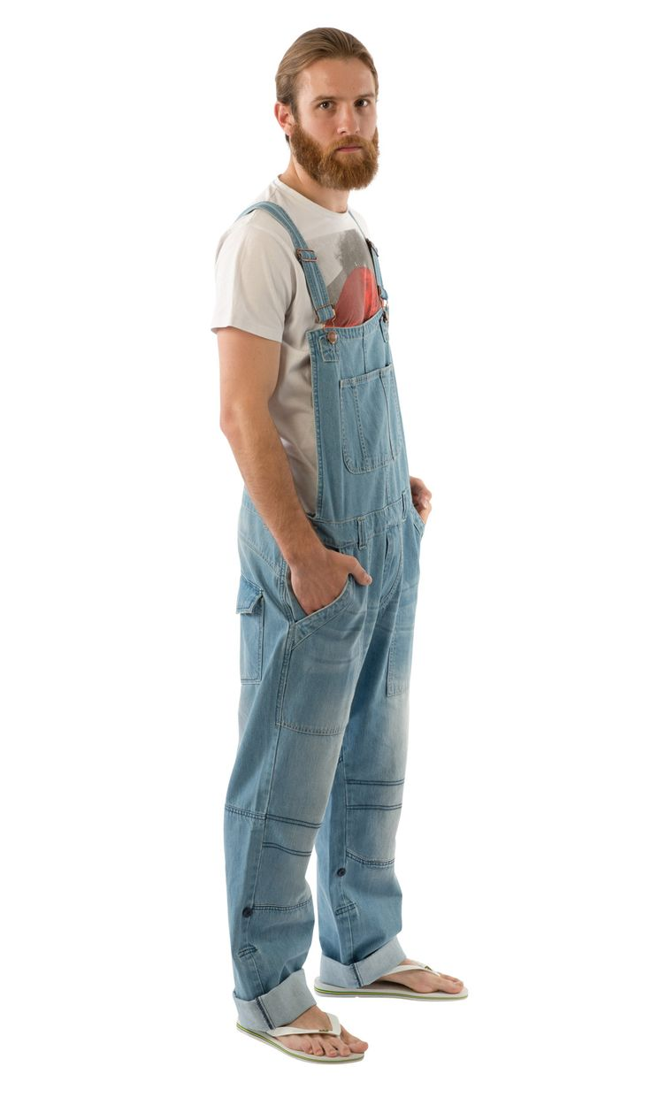 413 Best Guys Wearing Overalls Images On Pinterest