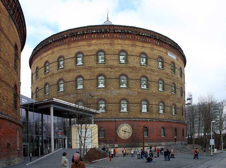 Panometer Leipzig von Anja Pluge