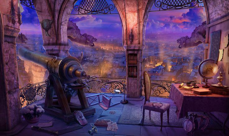 #art #gameart #gamedev #madheadgames #gamedevelopmentart  #astronomy #telescope #science  #globe #observatory