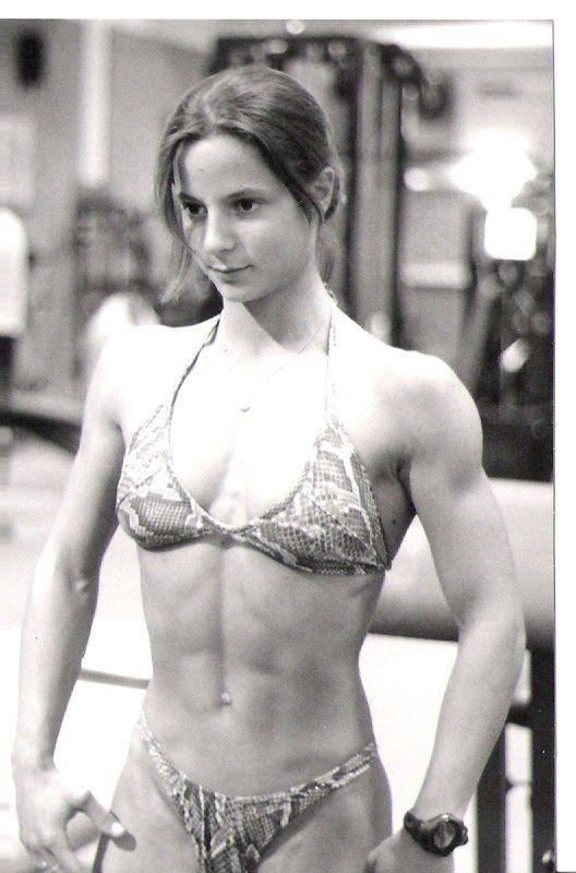 Bodybuilder sarah de herdt are mistaken