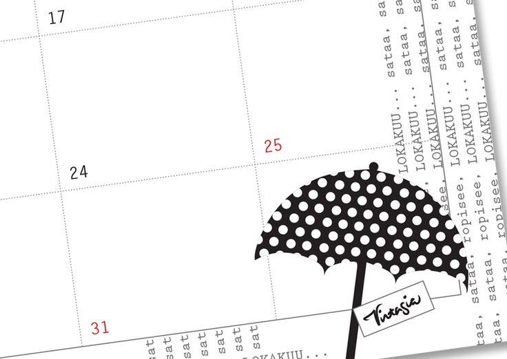 Lokakuun ilmainen tulostettava seinäkalenteri. Free calendar template (October 2015). #virtasia #kalenteri #ilmainen #calendar #free #template http://virtasia.blogspot.fi/2015/09/lokakuun-tulostettava-seinakalenteri.html