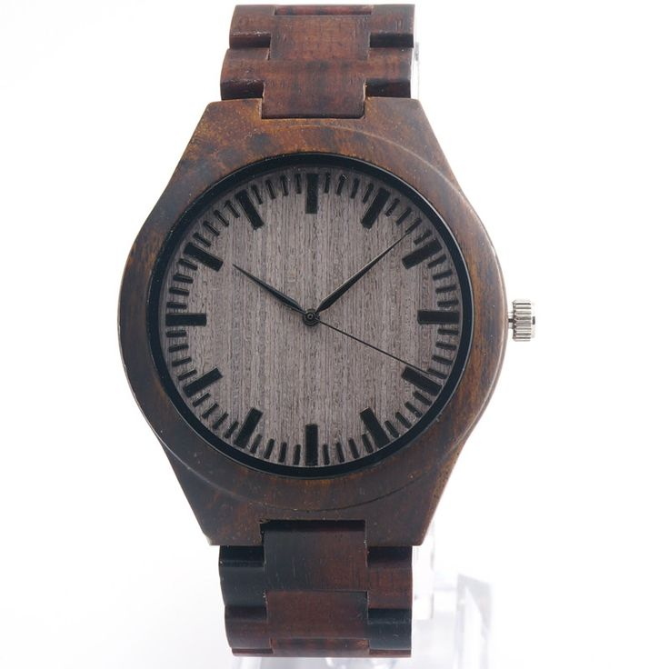 Bobobir top brand luxury bamboo wooden watches japan 2035 moyia movement quartz watches