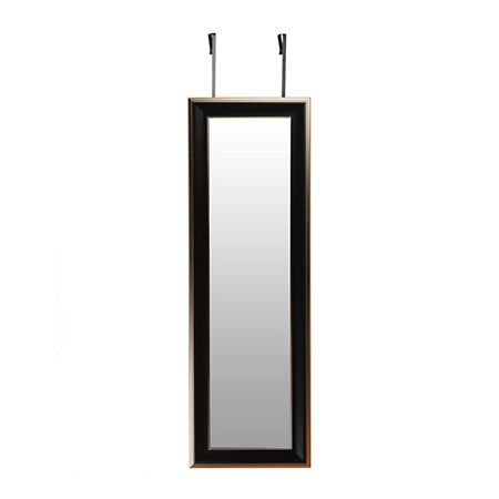 Black Full Length Mirror, 18x53 | Kirklands