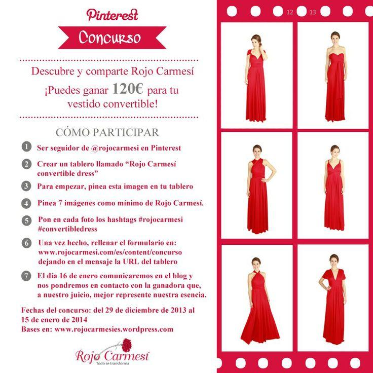Mejores 7 imágenes de Rojo Carmesí en Pinterest | Rojo carmesi ...