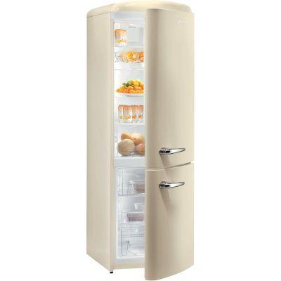 fridge gorenje beige