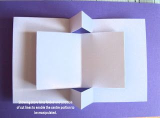 Blog Tonic: Double Pop Up Birthday Card - Edna