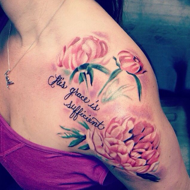 1000 Ideas About Peonies Tattoo On Pinterest: 25+ Best Ideas About Watercolor Tattoo Shoulder On