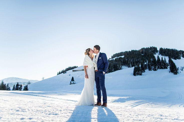 Hochzeitsfotografie Österreich. Winter wedding in Austria. Bruidsfotografie Oostenrijk door Dario Endara Wedding Photography