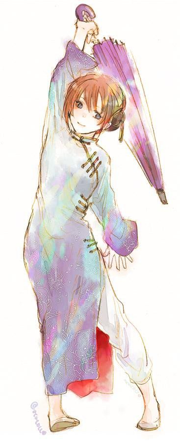 Tags: Gintama, Kagura Yato