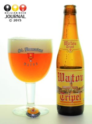 OCTOBER 2015 BREWERY OF THE MONTH BREWVIEW 2: ST. BERNARDUS WATOU TRIPEL |
