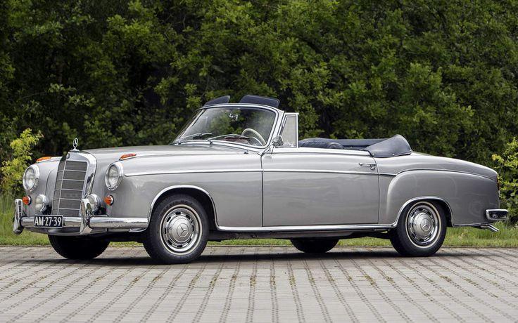 65 best mercedes benz from 50 39 s 80 39 s images on pinterest old school cars vintage cars and. Black Bedroom Furniture Sets. Home Design Ideas