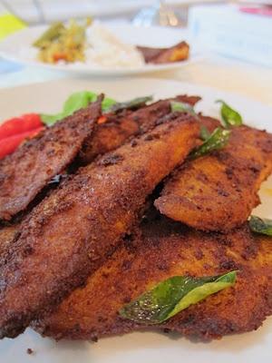 Fast Kerala Fish Fry