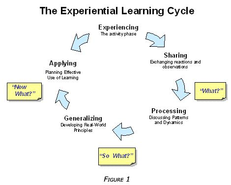 An experiential learning essay