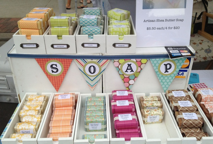 41 Best Images About Great Ways To Display And Show Soap