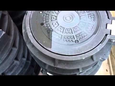 Berd Byureğavan Cermuk Çambarak Çarentsavan Plastic manhole covers 00905398920770 - YouTube