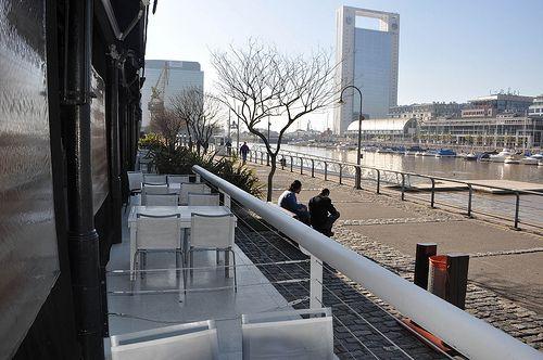 Restaurante Happening - Buenos Aires by Pablo Monteagudo, via Flickr