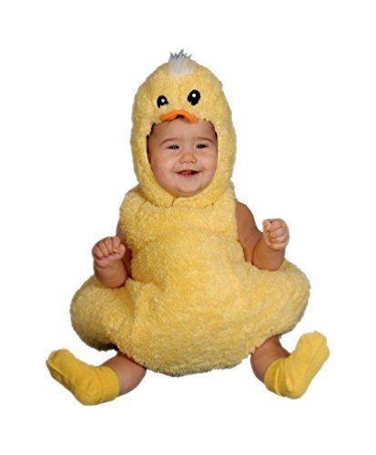 Little Baby Duck Costume  Infant Costume  Newborn 06 Months