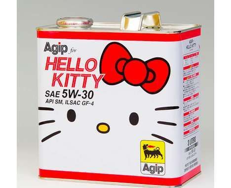 Hello Kitty Cross-Branding Products
