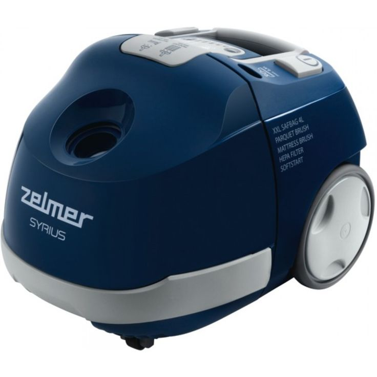 Aspirator cu sac - Zelmer - ZVC415SP