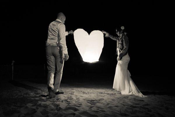 matrimonio anni 30 I lanterne volanti