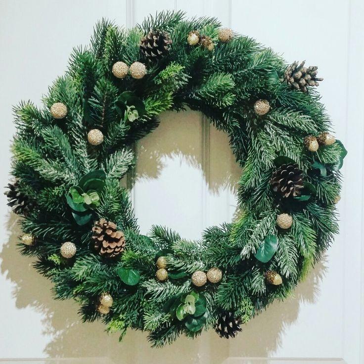 Chritmas is coming / wreath / wianki / decoration / dekoracje biuro.cudnewianki@gmail.com