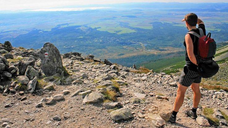 Hiking the High Tatras in Slovakia