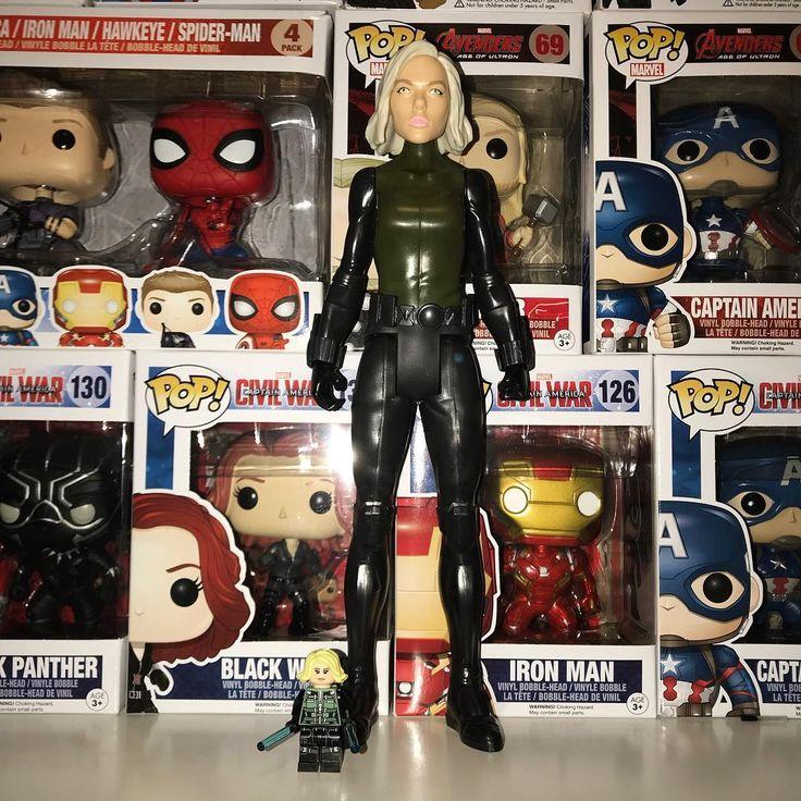 Mother and daughter Found the LEGO set with Black Widow  at Walmart!!! So glad to finally have merch of Widow for Infinity War  #Avengersinfinitywar #captainamerica #ironman #blackwidow  #blackpanther #warmachine  #vision  #spiderman #agent13 #falcon  #hawkeye  #antman  #buckybarnes #scarletwitch #hulk #thor #captainmarvel #avengers #captainamericacivilwar #guardiansofthegalaxy #mcu #marvel #marveltoys #marvellegends #natasharomanoff #scarlettjohansson #acba