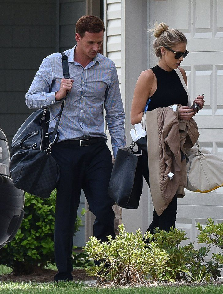 Pin for Later: Ryan Lochte Returns Home With His Rumored New Girlfriend After Rio Drama