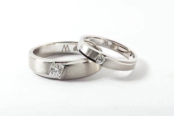 Couple ring #flukejewelry #engagementring #wedding