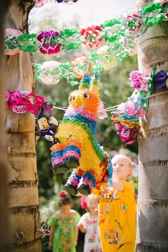 mexican themed kids birthday party ideas so much fun
